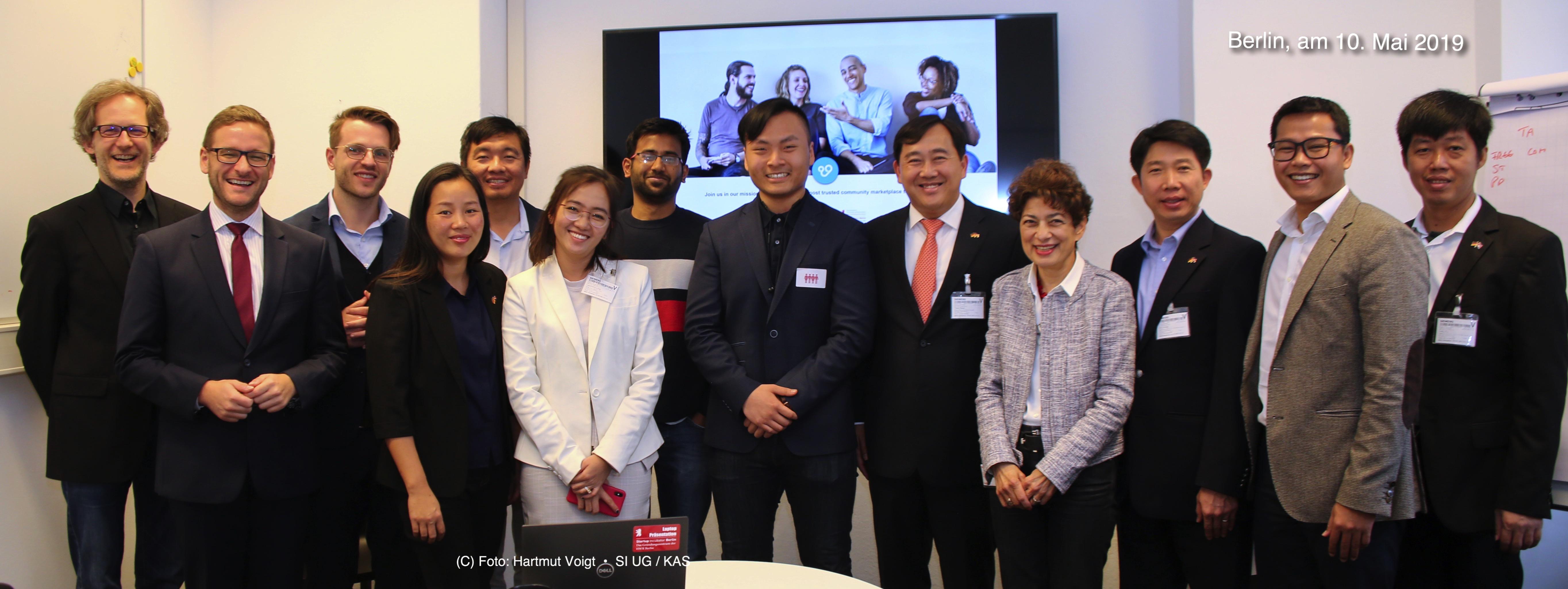 cambodian delegation